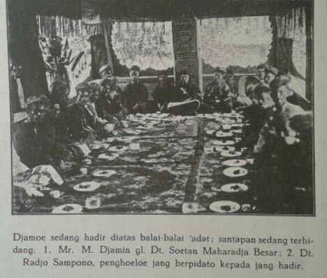 Mr. M. Djamin foto 2